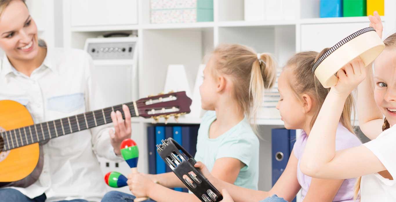 Musikunterricht ist wieder erlaubt Keyvisual