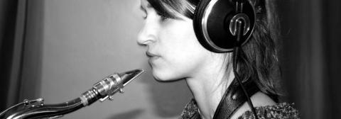Saxophonunterricht Keyvisual
