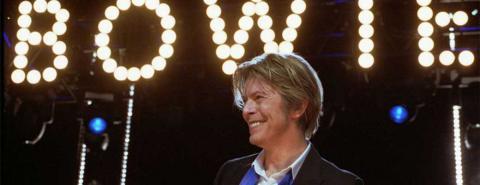 David Bowie Keyvisual