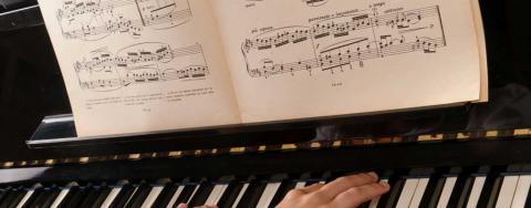 Noten für Klavier und Keyboard Keyvisual
