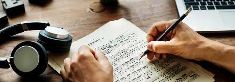 Komponieren Keyvisual