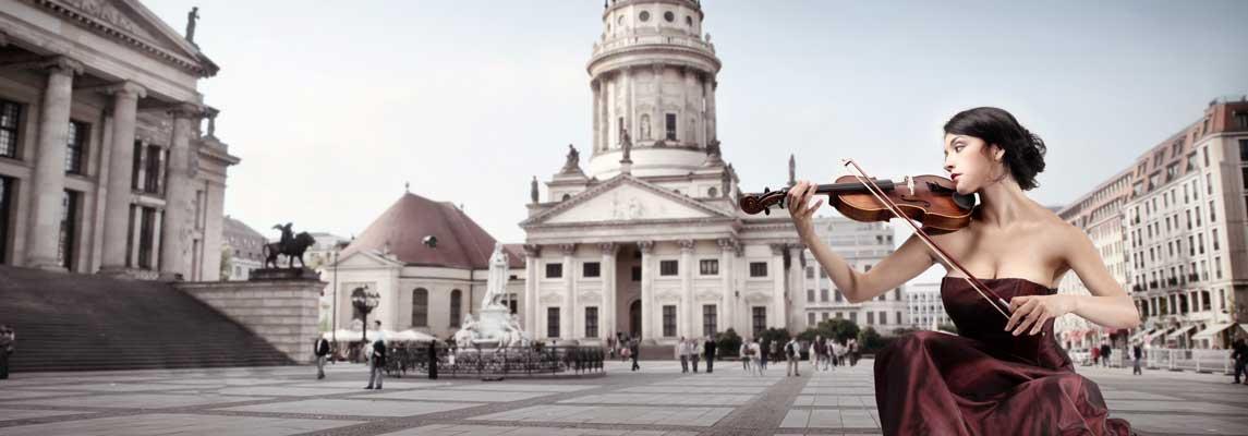 Musikunterricht in Berlin Keyvisual