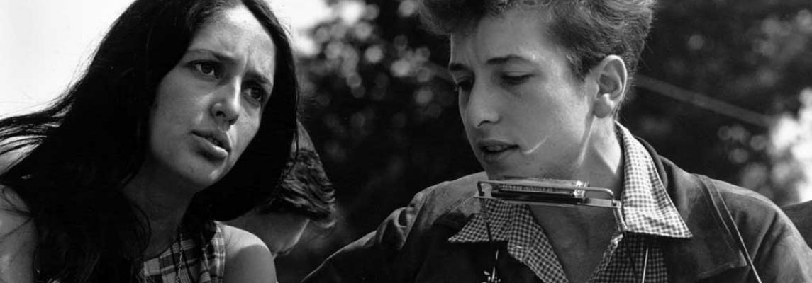 Bob Dylan Keyvisual