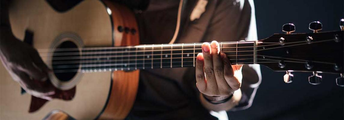 Gitarre Keyvisual