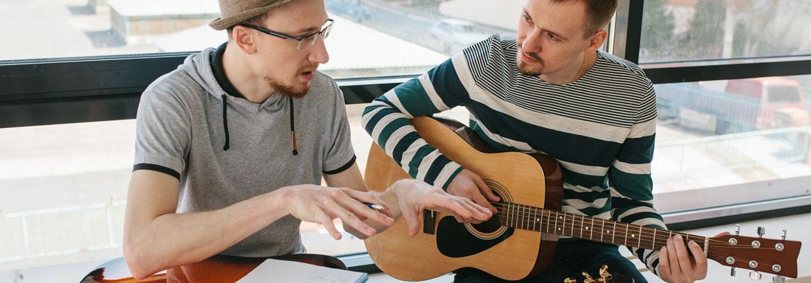Musikunterricht Keyvisual