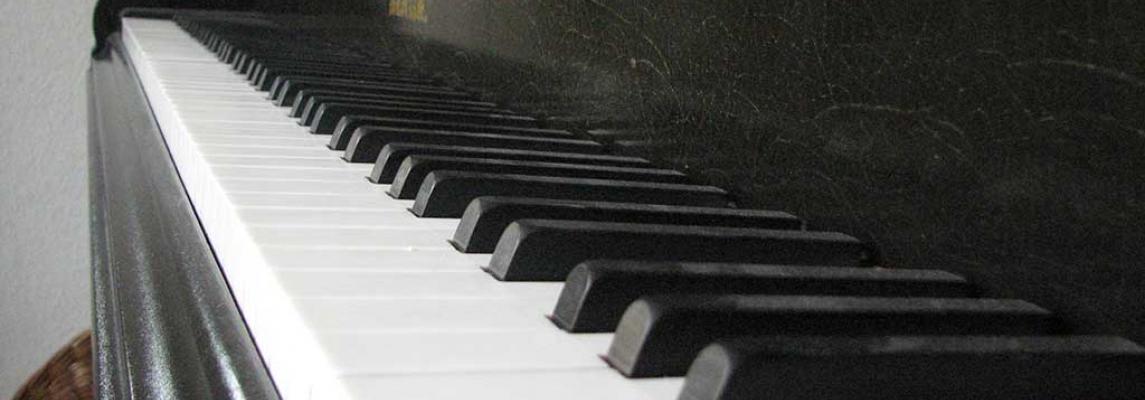 Klavier Keyvisual