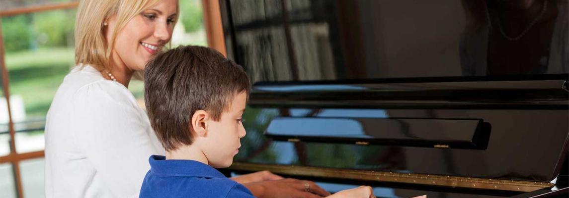 Wiederaufnahme des Musikunterrichts Keyvisual