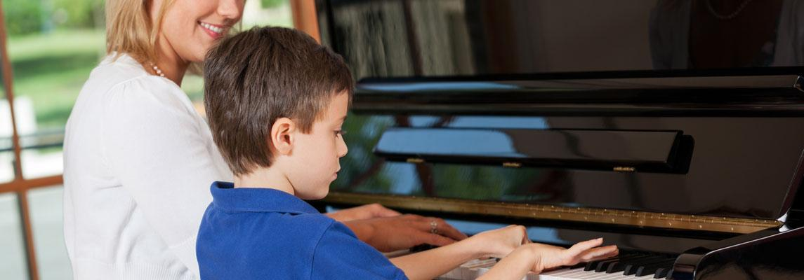 Klavierunterricht in Berlin Keyvisual