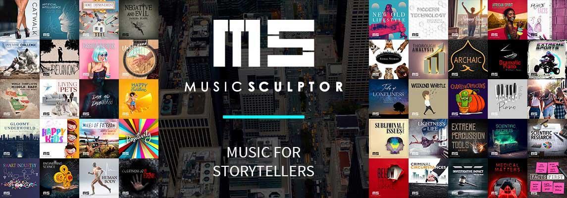 Music Sculptor Keyvisual