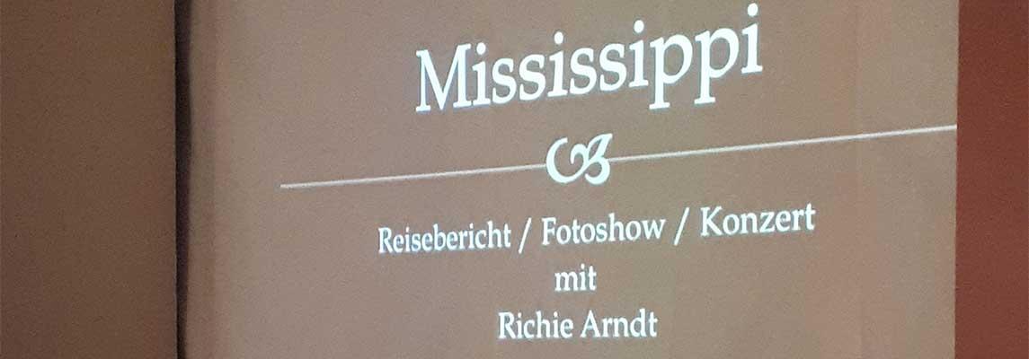 Reisebericht Richie Arndt